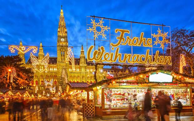 Why a Christmas Market River Cruise
