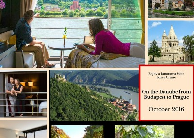 Cruise The Danube 2016