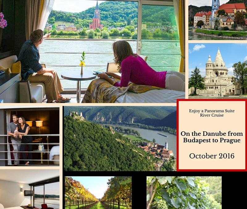 Cruise The Danube 2016