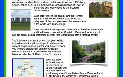 Essentials of Britain and Ireland