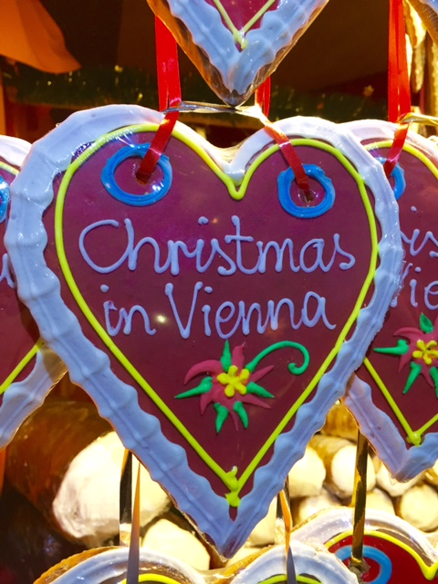 Vienna Vacation starting Palaces  Christmas Markets