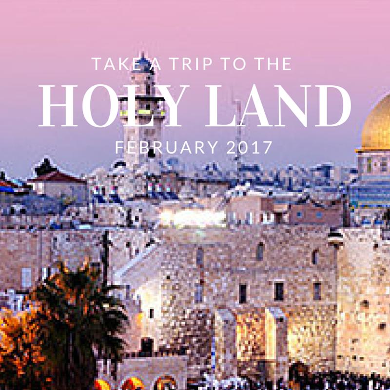Holy Land 2017
